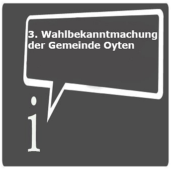 Icon 3.Wahlbekanntmachung